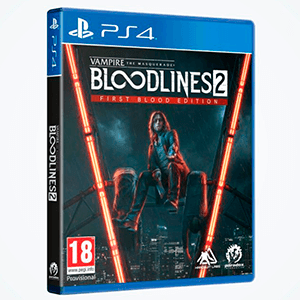 Vampire The Masquerade - Bloodlines 2 First Blood Edition