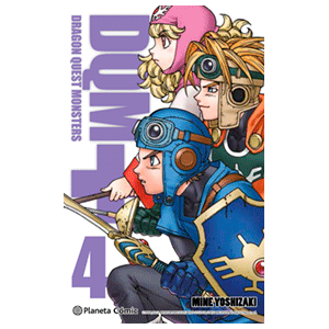 Dragon Quest Monsters nº 04