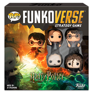 Juego Pop Funkoverse Harry Potter