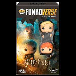 Juego Pop Funkoverse Expansión Harry Potter