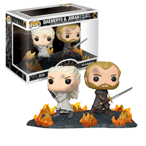 Figura Pop Moment Game of Thrones: Daenerys & Jorah