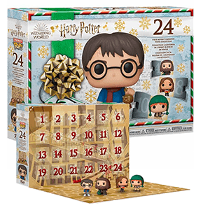 Calendario de Adviento: Harry Potter
