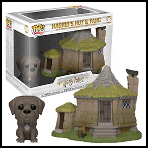 Figura Pop Town Harry Potter: La Choza de Hagrid