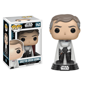 Figura Pop Star Wars Rogue One: Director Orson Krennic (REACONDICIONADO)