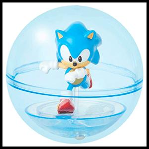 Surtido Figuras Sonic Esfera 5 cm W1