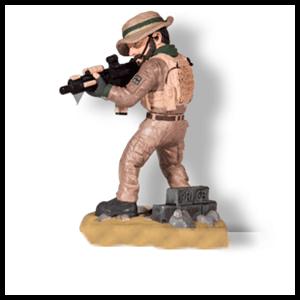 Modern Warfare - Figura