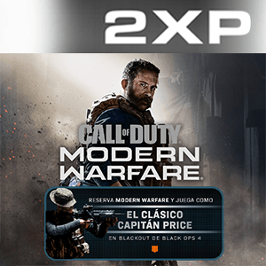 "Modern Warfare - DLC ""2XP"""
