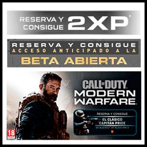 Modern Warfare - DLC XONE
