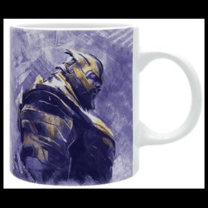 Taza Marvel: Vengadores y Thanos