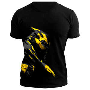 Camiseta Marvel Thanos Talla L