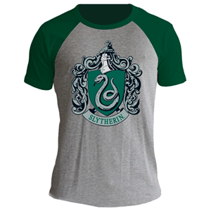 Camiseta Harry Potter Slytherin Talla M