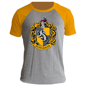 Camiseta Harry Potter Hufflepuff Talla M