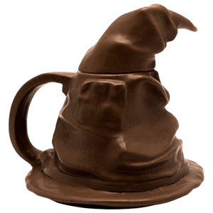 Taza 3D Harry Potter: Sombrero Seleccionador