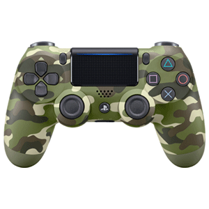 Controller Sony Dualshock 4 V2 Green Camouflage