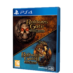 Baldur´s Gate Enhanced Edition Pack