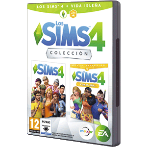 Los Sims 4 + Los Sims 4 Vida Isleña