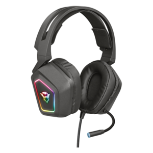 Trust GXT 450 Blizz 7.1 USB RGB PC-PS4 - Auriculares Gaming