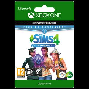 The Sims 4: Strangerville XONE