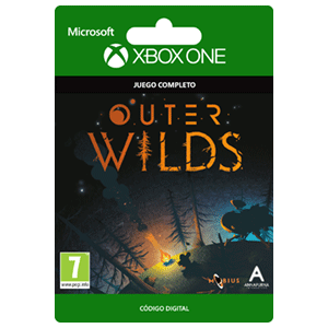 Outer Wilds XONE