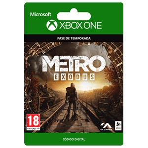 Metro Exodus Expansion Pass XONE