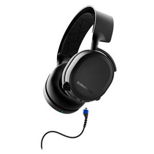 SteelSeries Arctis 3 Bluetooth (2019 Edition) PC-PS4-XONE-SWITCH-MOVIL - Auriculares Gaming