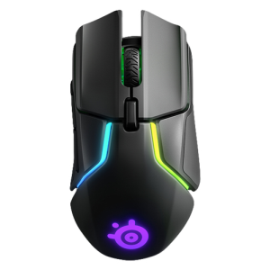 SteelSeries Rival 650 Wireless 12000 DPI RGB - Ratón Gaming
