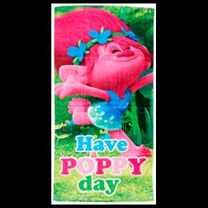 Toalla Trolls Poppy