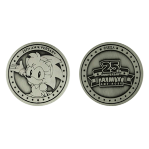 Moneda Sonic the Hedhehog: Ami Rose