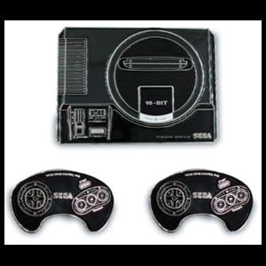 Set de Pins Sega Mega Drive