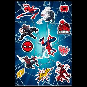 Set de Imanes Spider-Man