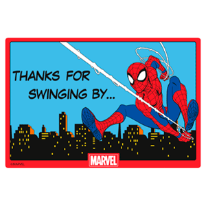 Felpudo Spider-Man