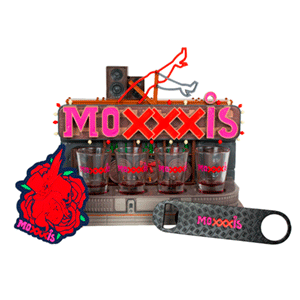 Set de Bar Borderlands 3: Moxxi´s