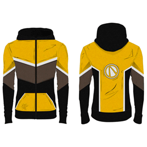 Sudadera Borderlands 3: Vault Talla XL