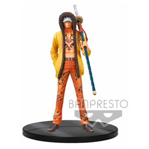 Figura Banpresto One Piece Stampede: Grandline Men Trafalgar Law
