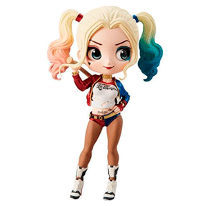 Figura Qposket Escuadrón Suicida: Harley Quinn