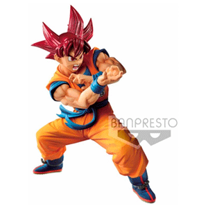 Figura Banpresto Dragon Ball Super Blood of Saiyans: Special VI