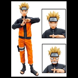Figura Banpresto Naruto Shippuden Grandista Nero: Naruto Uzumaki