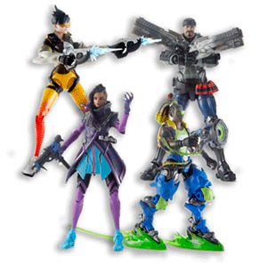 Figura Hasbro Overwatch Ultimates 15cms Surtido