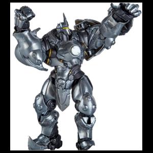 Figura Hasbro Overwatch Ultimates: Reinhardt 20cms