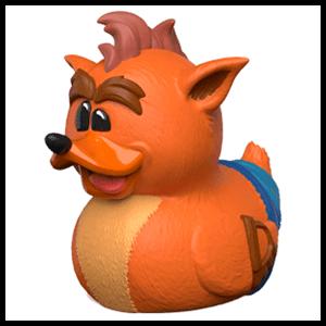 Figura Tubbz Crash Bandicoot: Crash