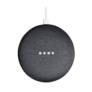 Altavoces Bluetooth Google Home Mini Carbón