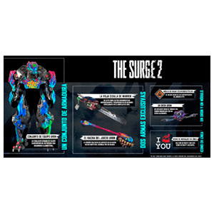 The Surge 2 - DLC PS4