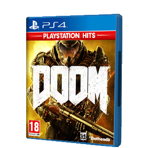 DOOM - Playstation Hits