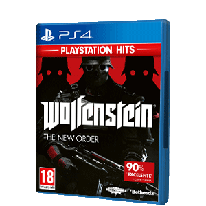 Wolfenstein The New Order - Playstation Hits
