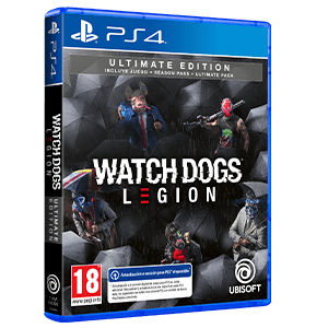 Watch Dogs Legion Ultimate