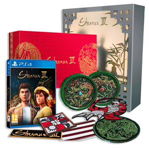 Shenmue III Collector´s Edition
