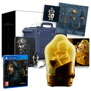 Death Stranding Collector´s Edition