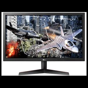 "LG 24GL600F-B 24""LED FHD 144Hz FreeSync - Monitor Gaming - Reacondicionado"