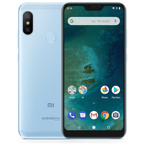 """Xiaomi Mi A2 Lite 5,84"""" 4GB+64GB 12+5Mpx Azul"""