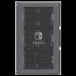 Estuche Negro 24 juegos Switch Hori -Licencia oficial-